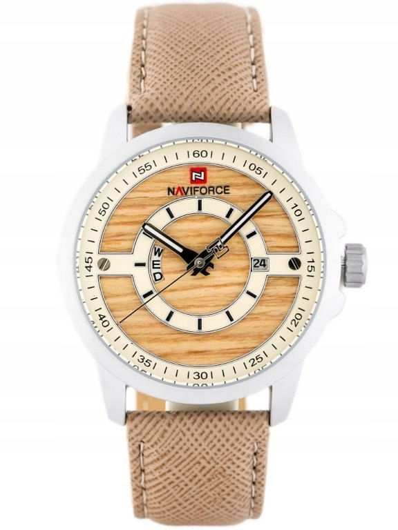NAVIFORCE - NF9151 (zn082b) - beige + box