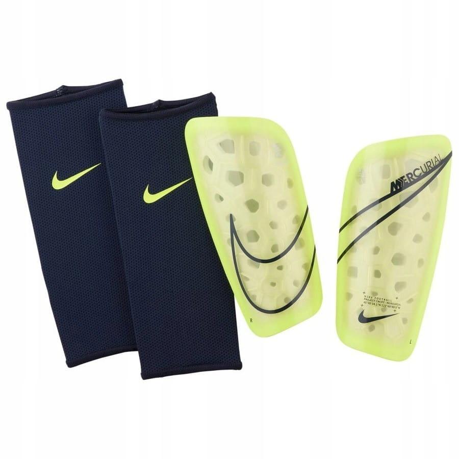 Nagolenniki Nike Mercurial Lite SP2120 ZIELONY; L