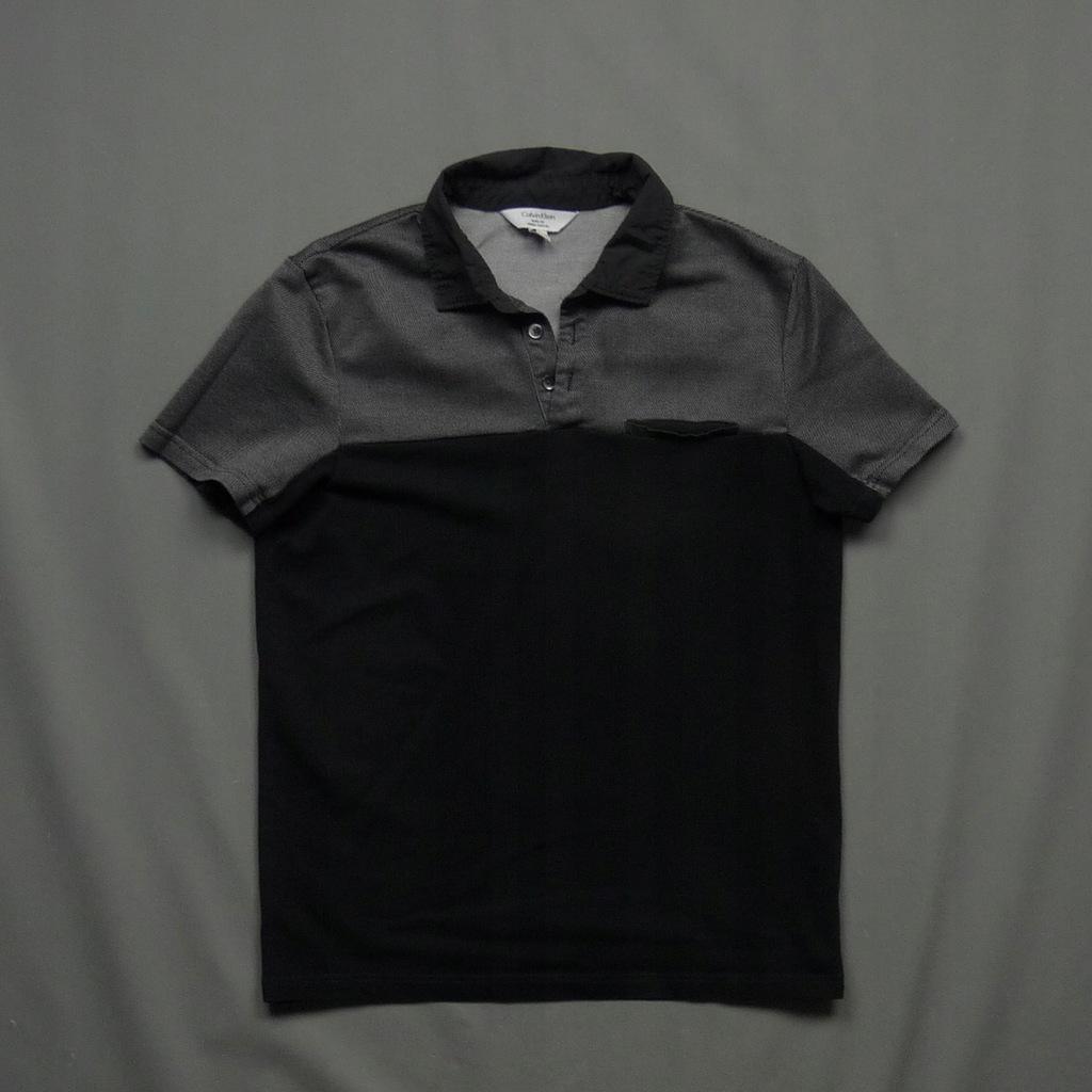 CALVIN KLEIN koszulka polo polówka jak nowa M