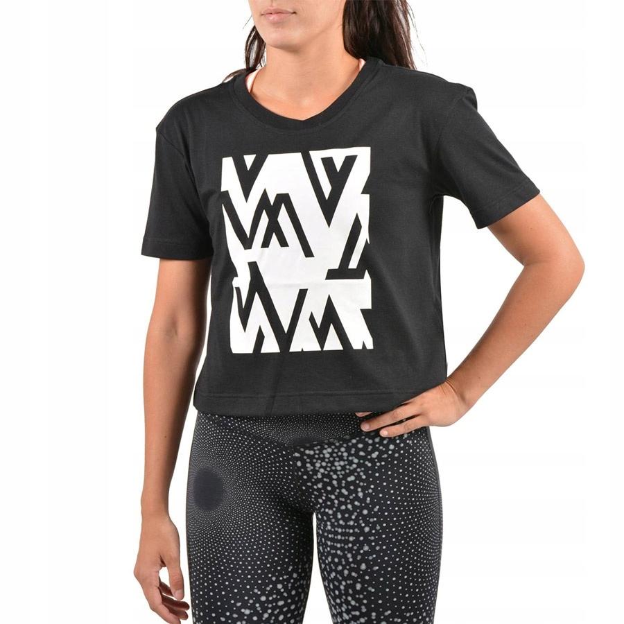 Koszulka Reebok WOR CS EASY TEE BQ2336 S czarny
