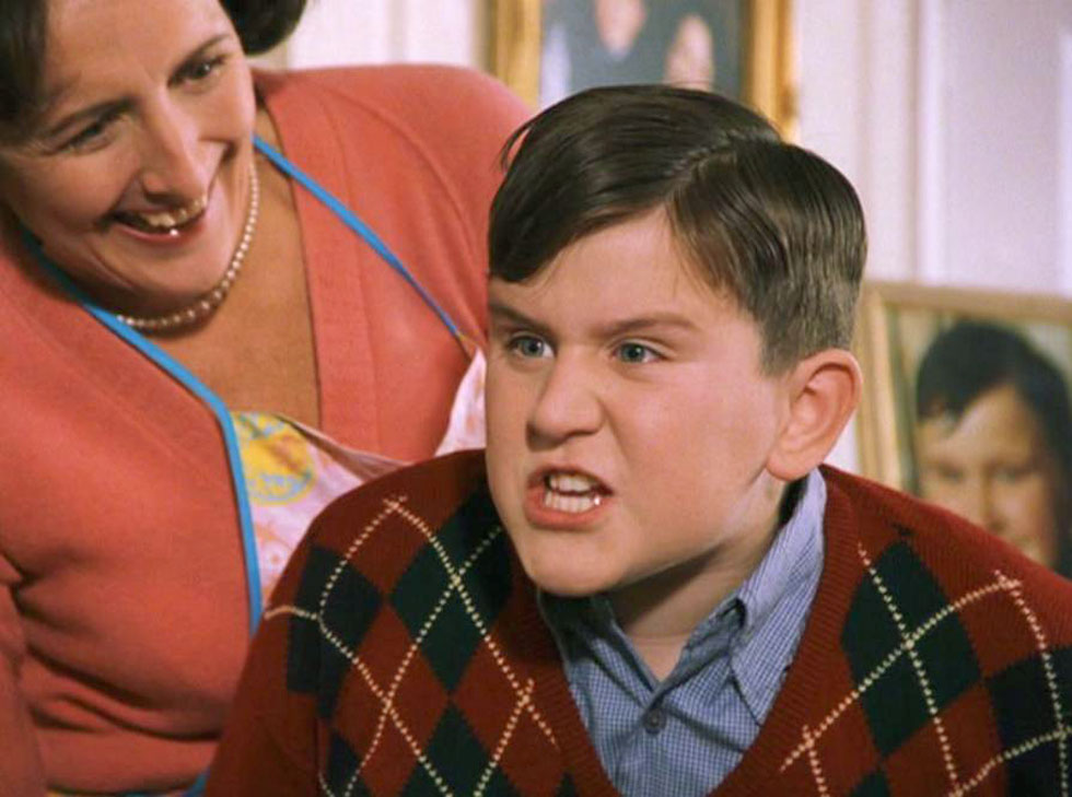Harry Potter - oryginalny sweter Dudley Dursley