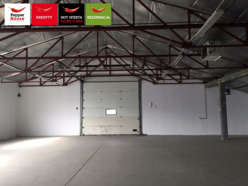 Magazyny i hale, Pszczółki, 733 m²