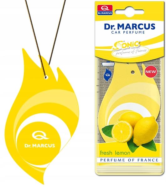 Zapach samochodowy Dr.Marcus Sonic Fresh Lemon