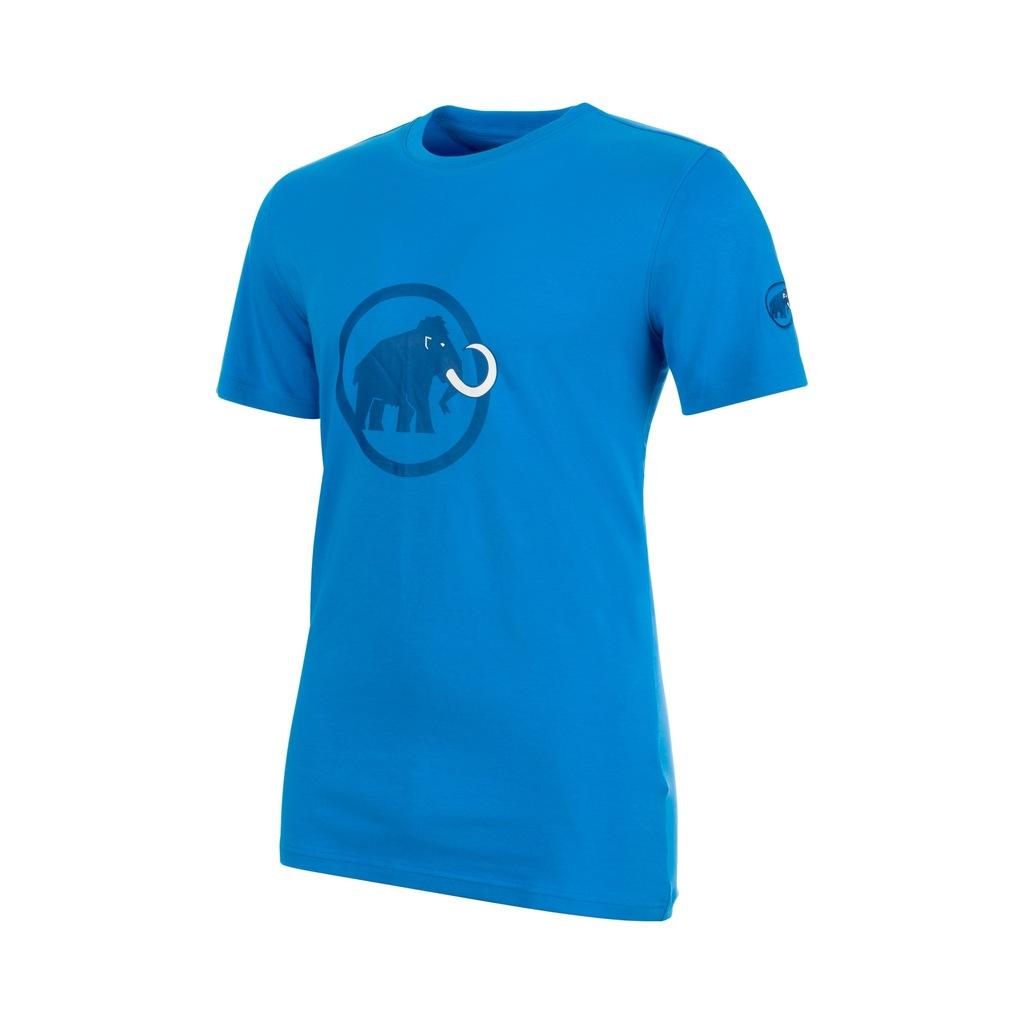 Mammut T-Shirt Logo Men imperial (Rozmiar odzieży: