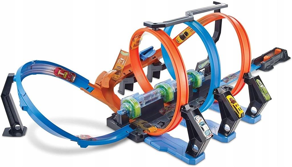 Tor Pętle grozy Hot Wheels FTB65