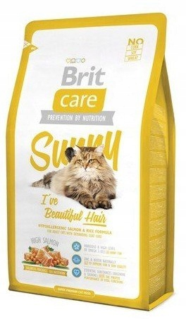 Brit Care Cat New Sunny I've Beautiful Hair Sa