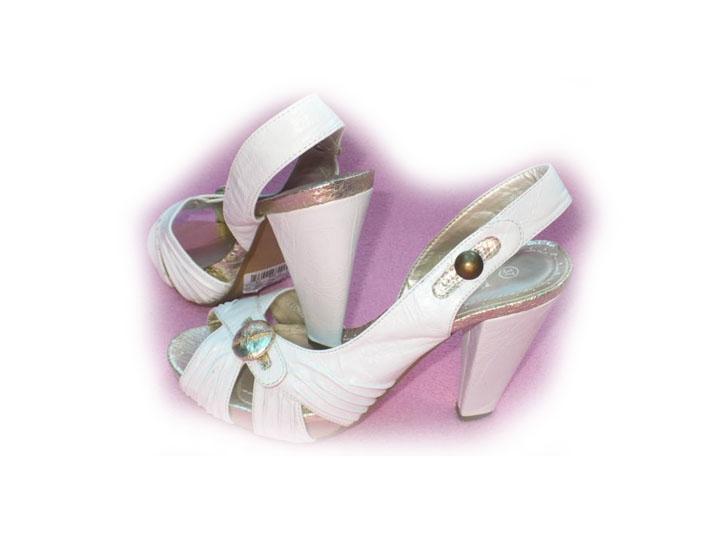 Śliczne eleganckie buty JENNIFER!!! R - 35