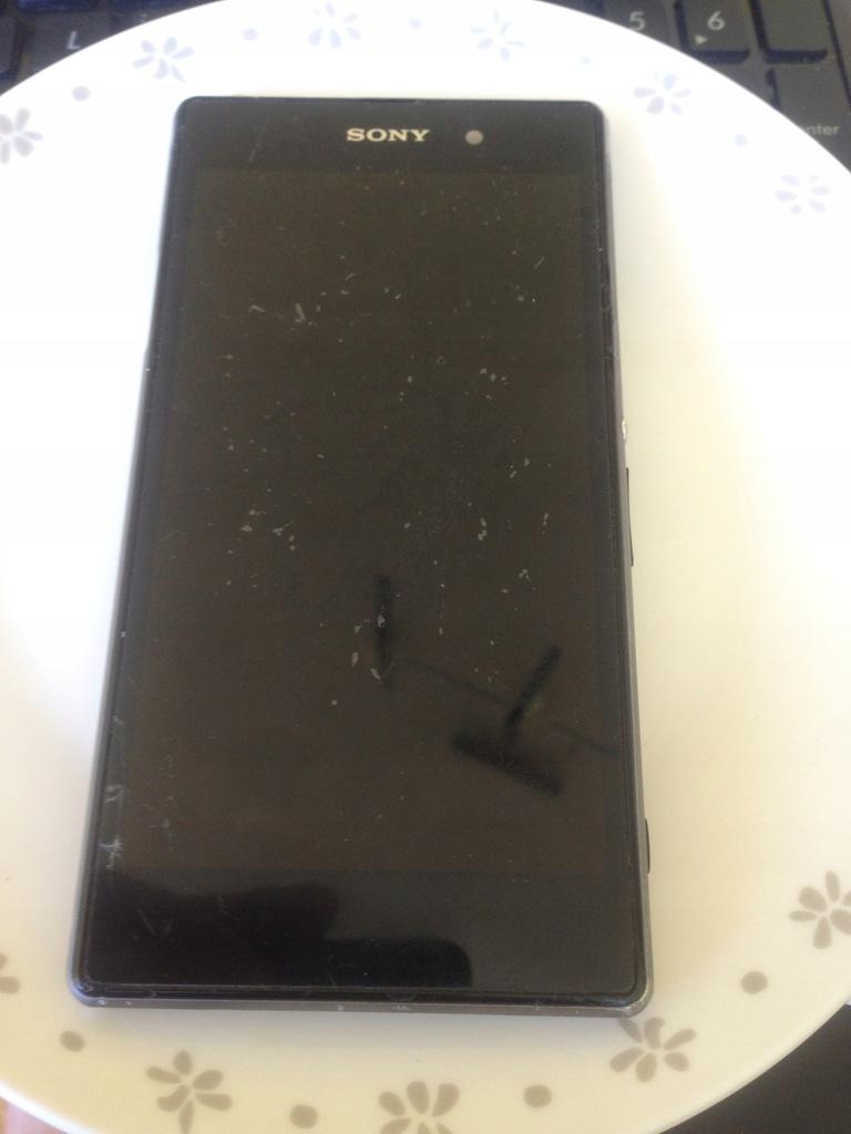 Sony Xperia Z1 Ekran Rama LCD Sprawne