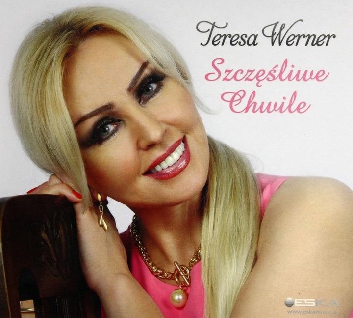 SZCZĘŚLIWE CHWILE CD, TERESA WERNER