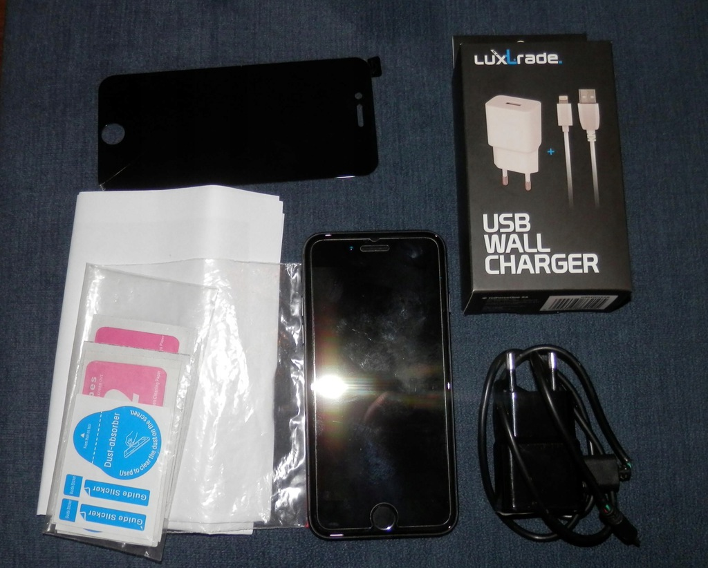 Smartfon Apple iPhone 7 128 GB czarny