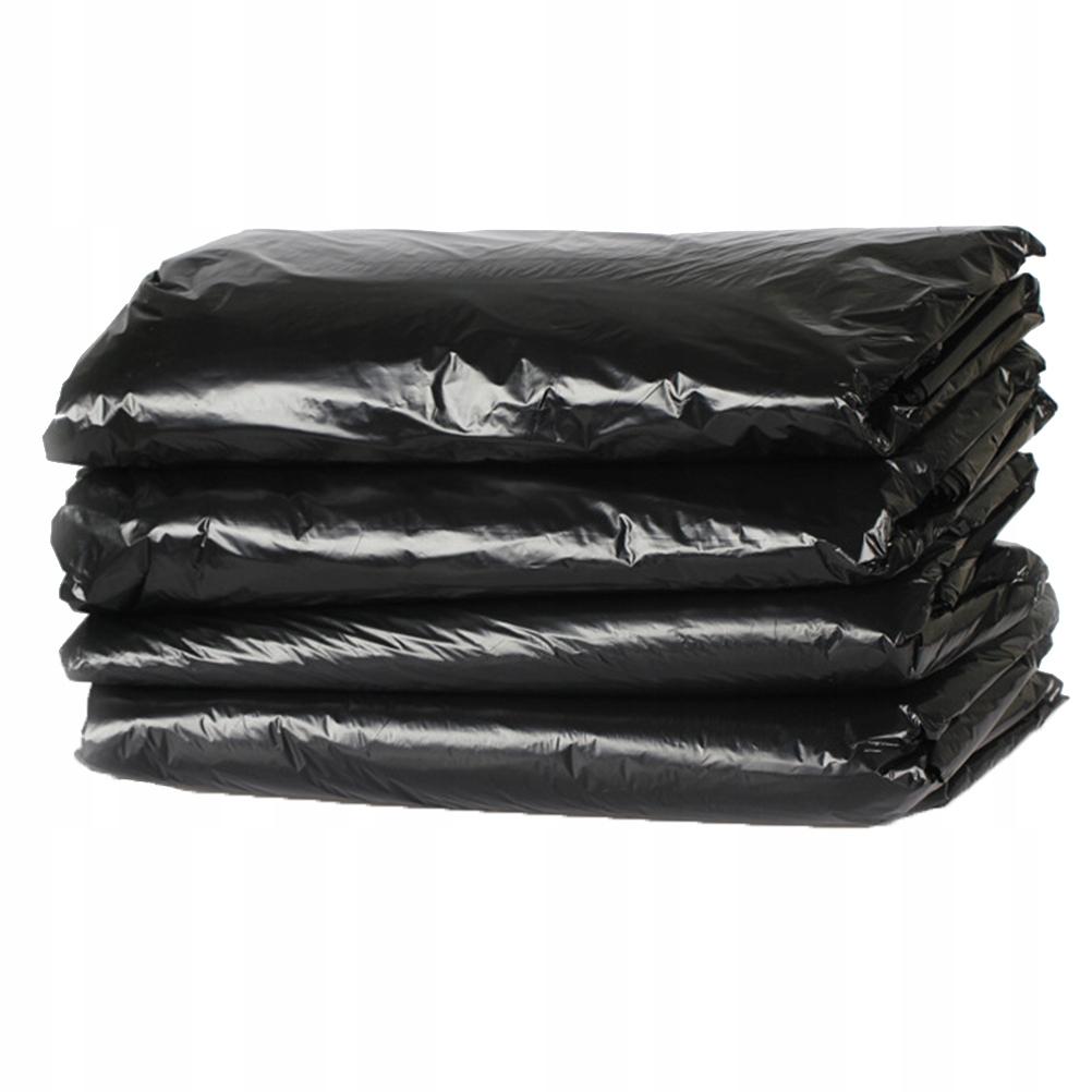 50 sztuk / paczka Duże worki na śmieci Zagęszczone