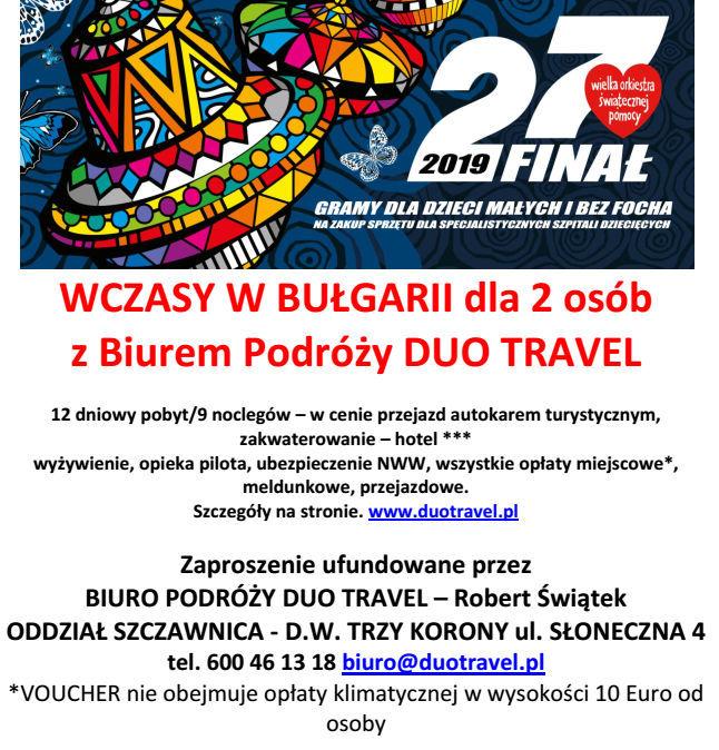 Wspaniałe wczasy w Bułgarii dla 2 osób ZłotePiaski