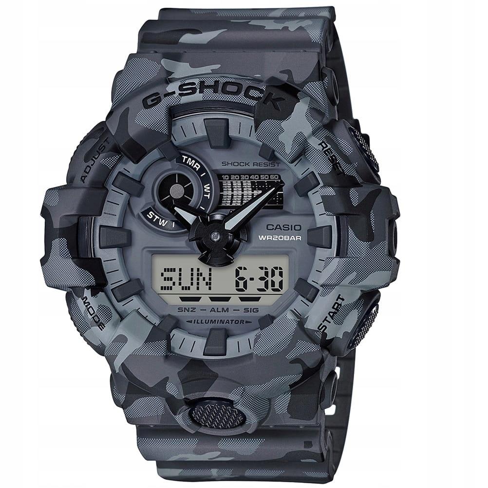 Zegarek Casio G-Shock GA-700CM-8A