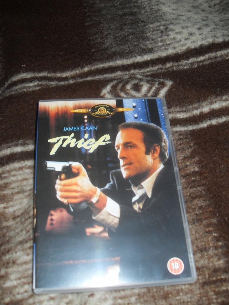 Thief - Michael Mann/James Cann dvd