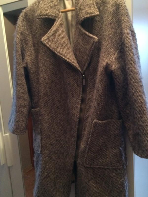 Płaszcz zimowy Zara