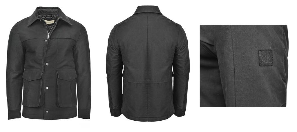 CALVIN KLEIN KURTKA FASHION DI BLACK J3IJ301415 XL