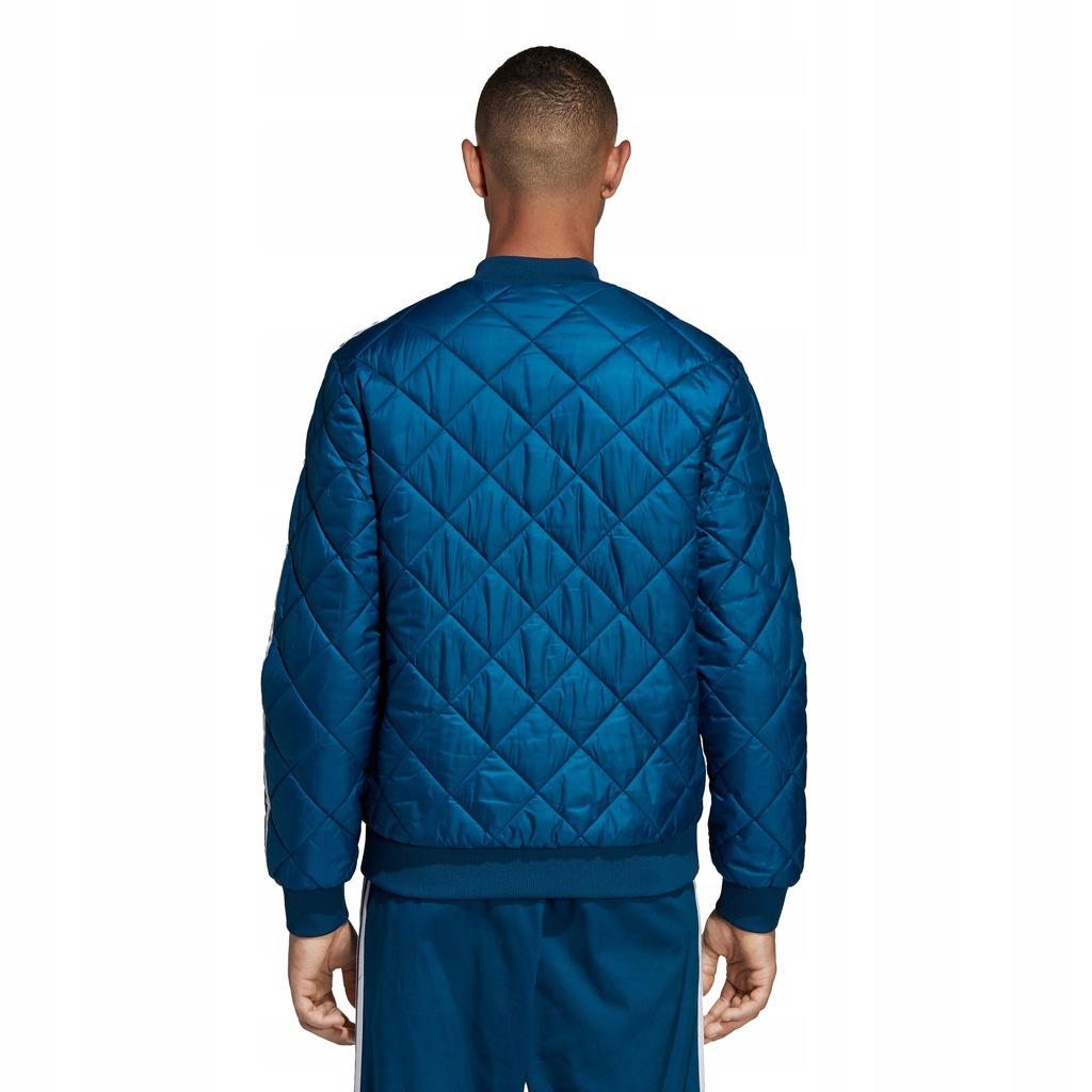 kurtka męska jesienno zimowa adidas r S DV2301