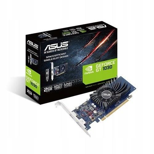 GeForce GT 1030 2GB GDDR5 64BIT HDMI/DP/HDCP