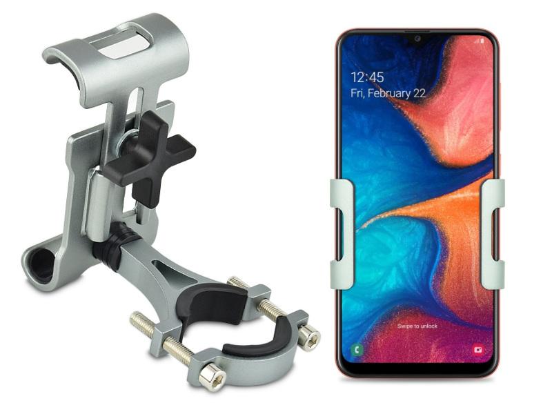 Uchwyt rowerowy metal do SAMSUNG Galaxy S7 Edge