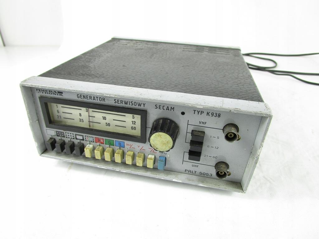 Mera generator serwisowy typ K938 #P2358