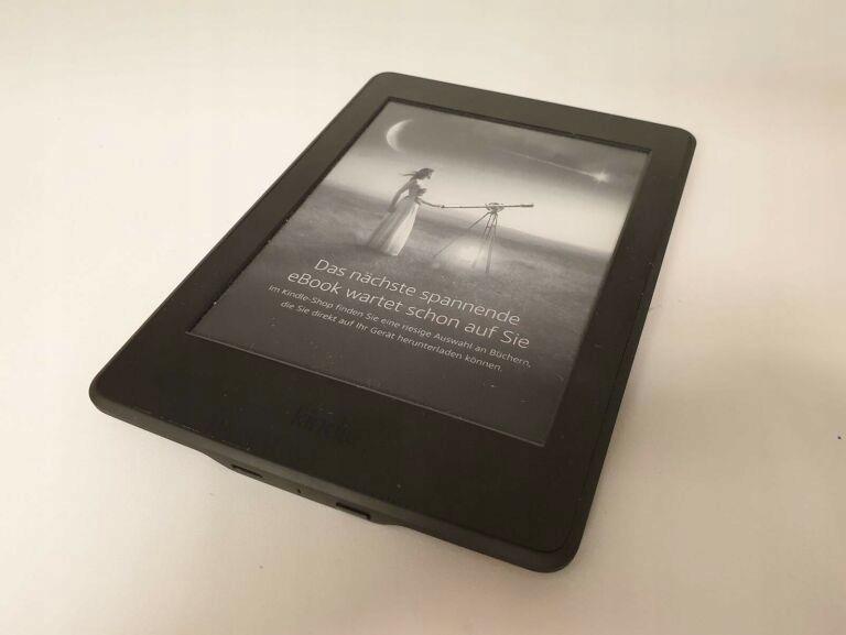 CZYTNIK E-BOOKÓW AMAZON KINDLE DP75SDI