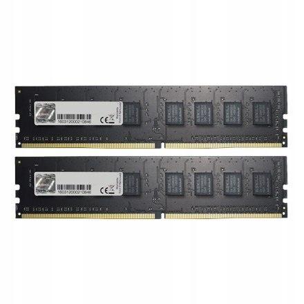 G.Skill 16GB (8GBx2) GB, DDR4, 2666 MHz, PC/server