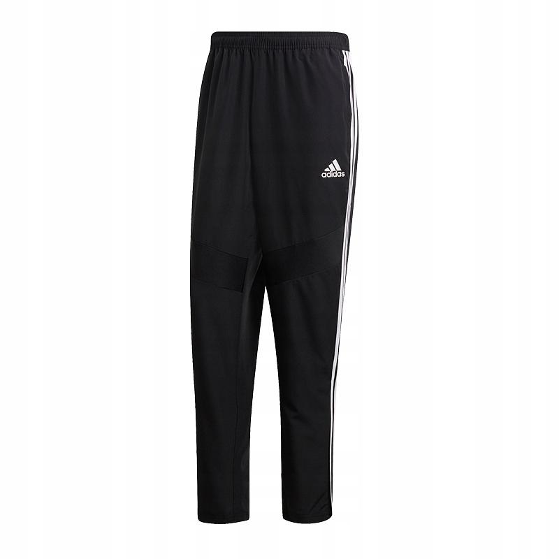 Spodnie dresowe długie Adidas Tiro 19 D95958 czarne