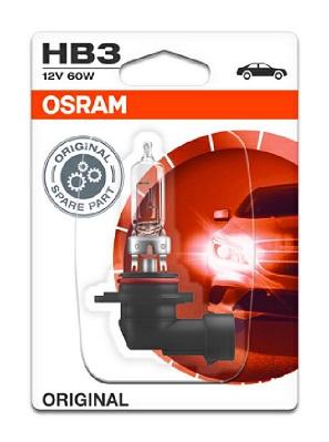 Żarówka, reflektor dalekosiężny OSRAM 9005-01B