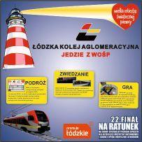 BILET z bonusami od Łódzkiej Kolei Aglomeracyjnej