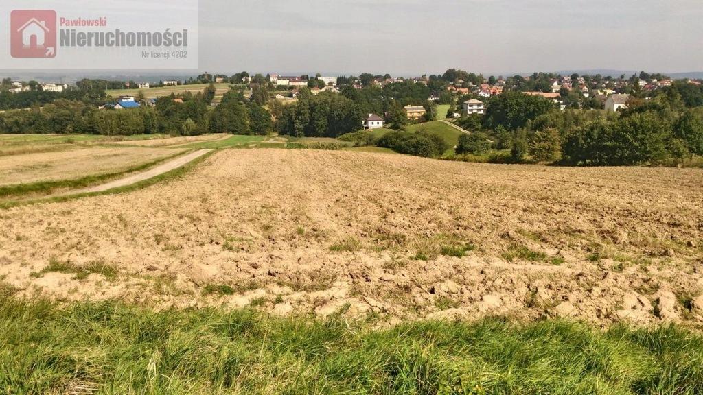 Działka Skawina, krakowski, 1300,00 m²