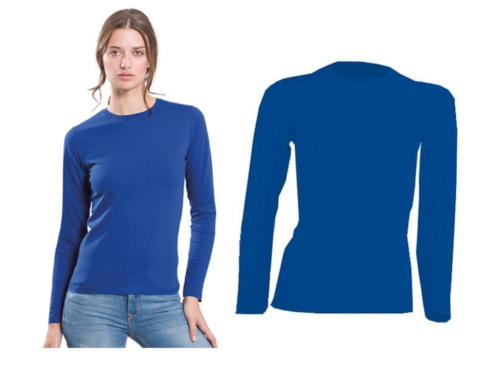 T-SHIRT DAMSKI koszulka XL długi rękaw *6kolorów*