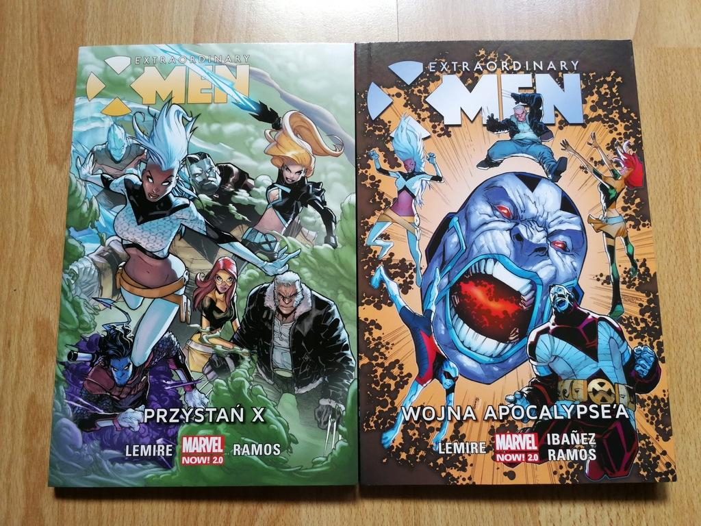 Jeff Lemire - Extraordinary X-Men - 2 Tomy PL