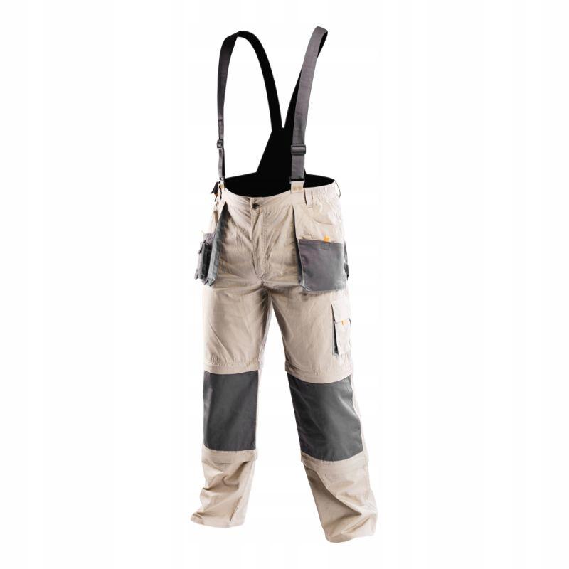 Spodnie robocze na szelkach 6w1 S48 NEO