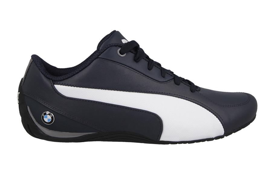 BUTY PUMA BMW MS DRIFT 305783 02 R44 Granatowe