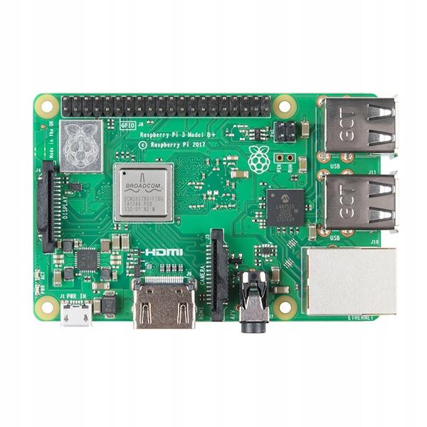 Raspberry Pi 3 model B +,32GB,HDMI,ZASI, USB C
