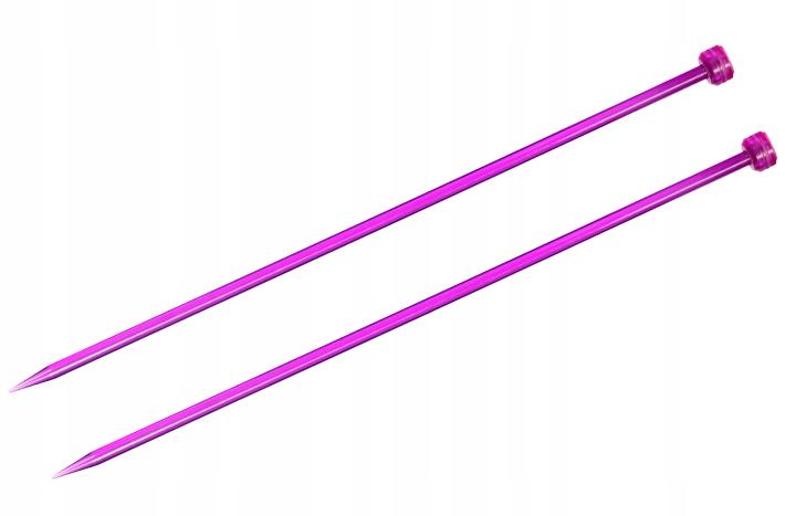 Druty Knitpro TRENDZ akrylowe proste 25cm/5mm