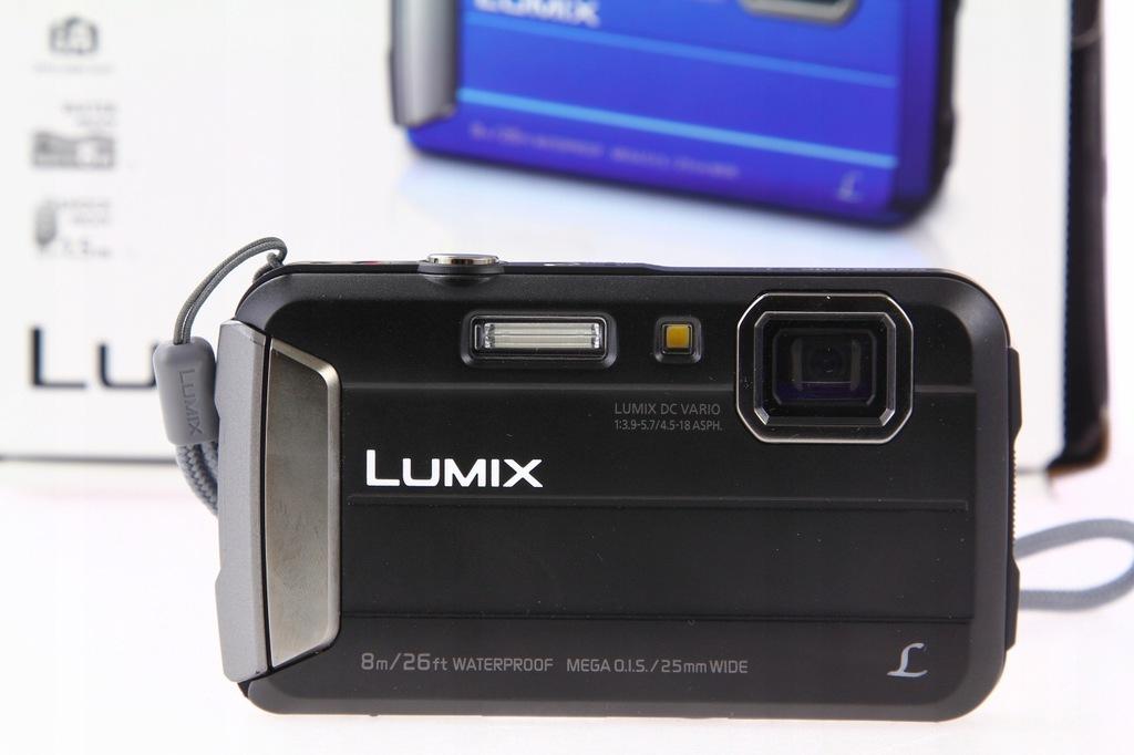 Panasonic Lumix DMC-FT30 - Podwodny FT30 Interfoto