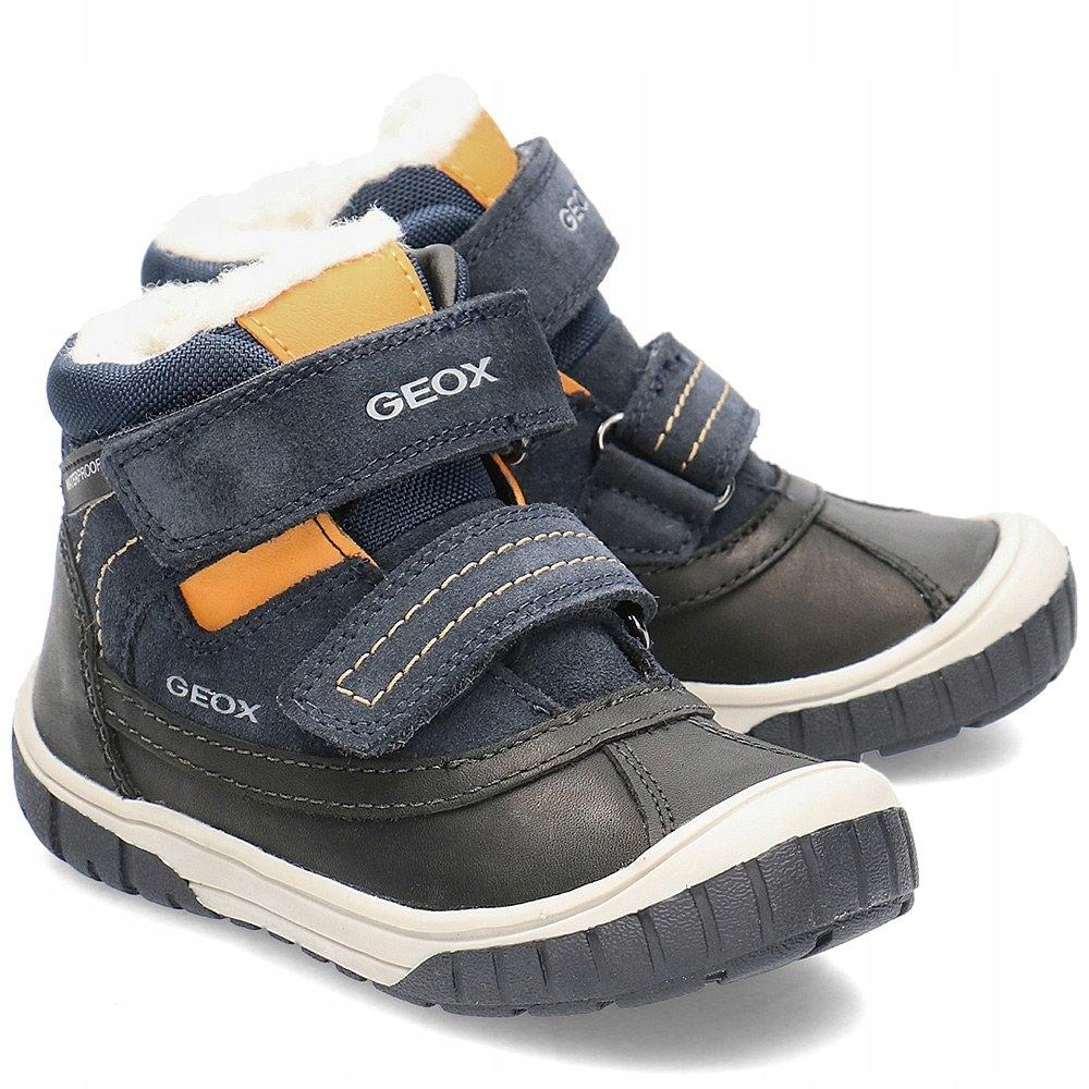 Geox Baby Omar Trzewiki B942DB 022FU C0916 R.21