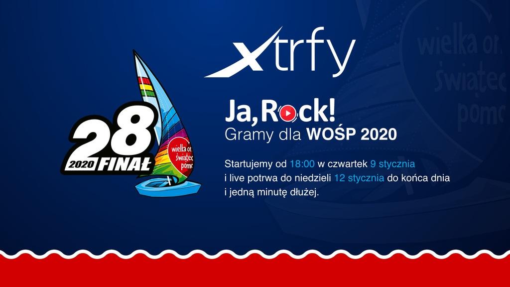 XTRYFY I Jarock - designerski sprzęt dla graczy!