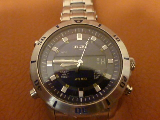 Citizen JT3030-58L