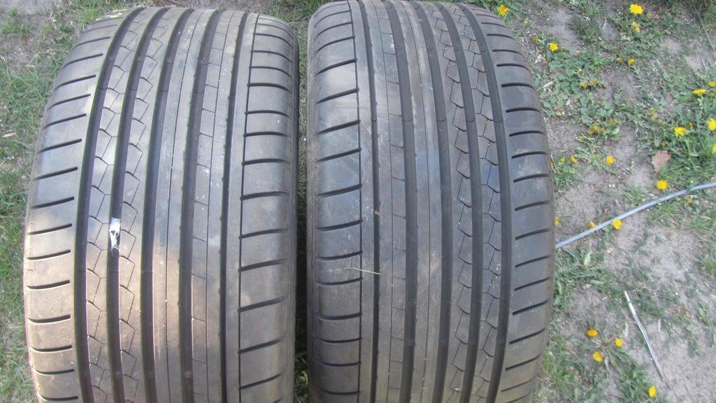 Dunlop SP Sport Maxx GT 275/35R19 96 Y run flat
