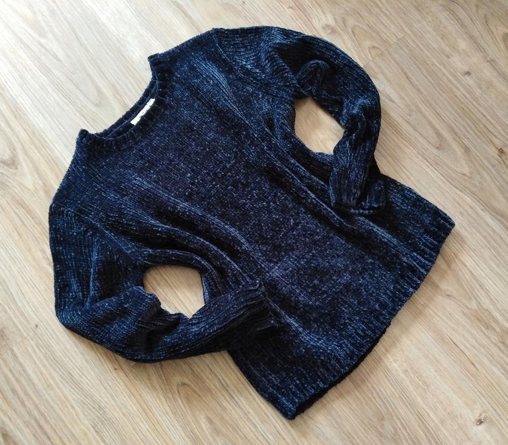 KappAhl NOWY puszysty sweterek 146 cm 152 cm