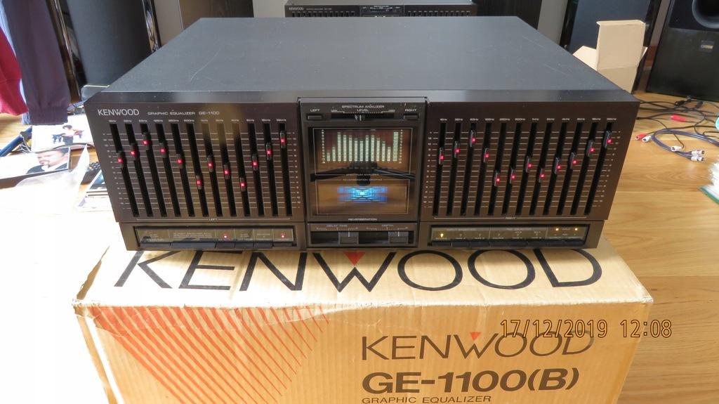 KENWOOD GE-1100 POTĘGA NIESAMOWITEGO DŹWIĘKU !!!
