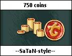 Tibia COINS 750 - wszystkie światy