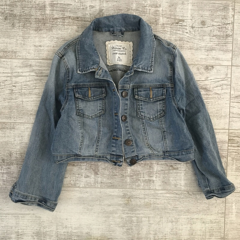 DENIM CO * KURTKA dzinsowa jeans katana 44 xxl