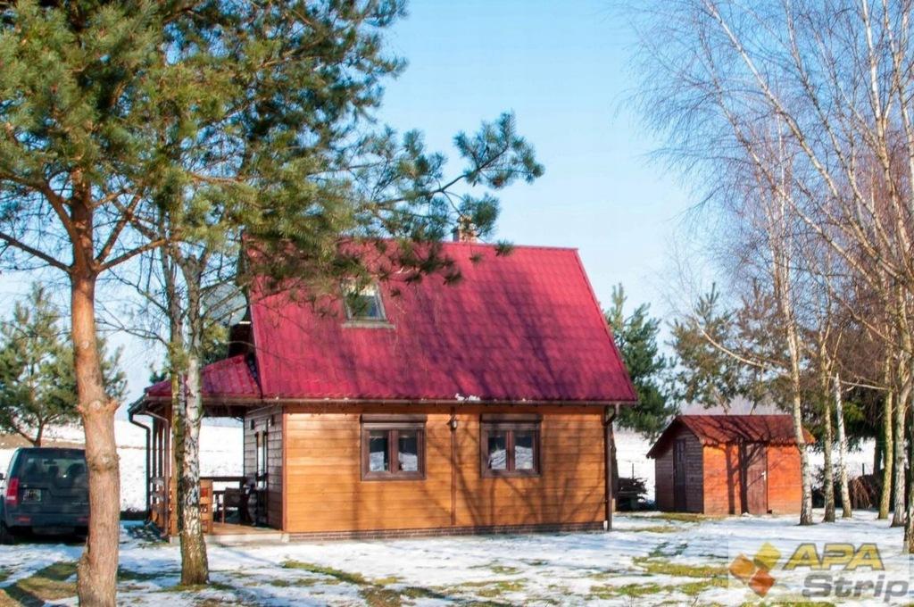 Dom, Ciemino, Borne Sulinowo (gm.), 65 m²