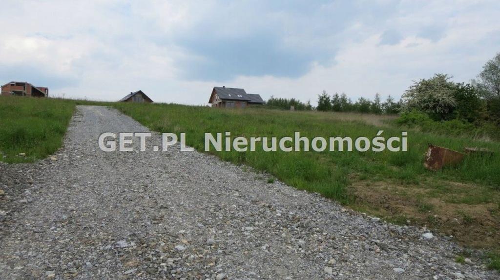 Działka, Tomaszowice, Wielka Wieś (gm.), 1250 m²