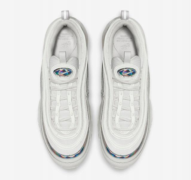 Buty Nike Air Max 97 SE (CJ9706 100) SUMMIT WHITEMETALLIC