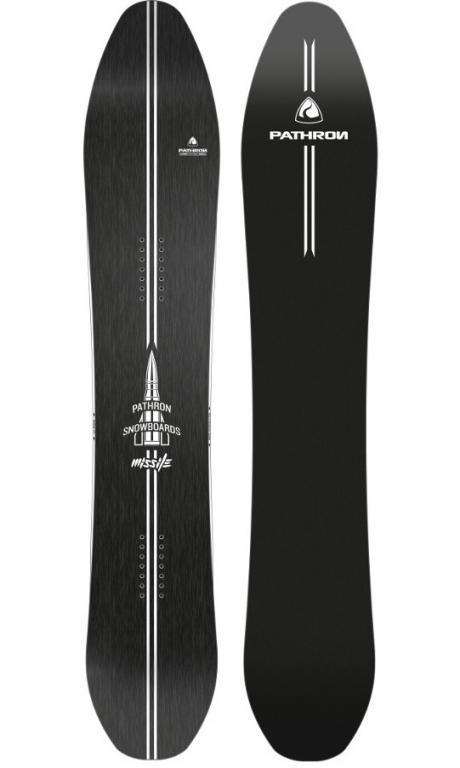 Snowboard Pathron Missile Carbon Rocker 171cm