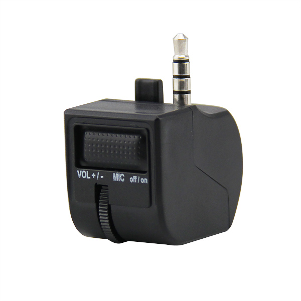 Adapter regulator głośności headsetu do PS4 VR